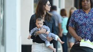 Jessica Biel und Silas Randall Timberlake