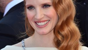 Glamour in Cannes! Jessica Chastain mit Gala-Haar