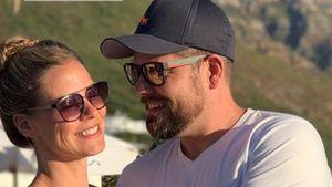 Jessica Ginkel gratuliert ihrem Daniel Fehlow zum Geburtstag
