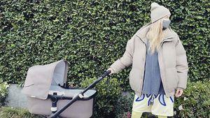 Darum nannte Model Jessica Hart ihre Tochter Baby-Rae!