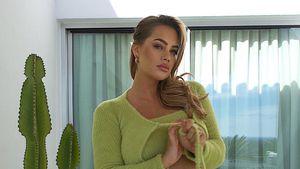 Top oder Flop? Schwangere Jessi Paszka in grüner Loungewear