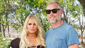 So rührend gratulierte Jessica Simpson ihrem Eric zum 40.!