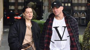 So verknallt? Channing Tatum schickt Jessie J B-Day-Gruß