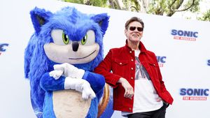 "So lief Jim Carreys ""Sonic""-Dreh mit animierter Hauptrolle!"