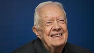 Nach Kopf-OP: Jimmy Carter verlässt endlich das Krankenhaus