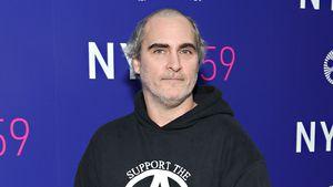 Neuer Frisurentrend? Joaquin Phoenix rasiert sich Halbglatze