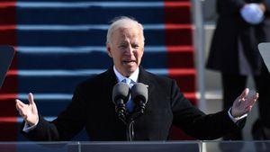 Biden offiziell US-Präsident: Die Stars freuen sich mit ihm