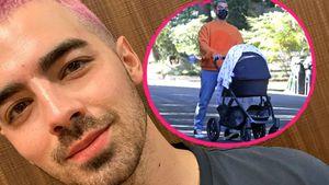 Seltene Aufnahmen: Joe Jonas mit Tochter Willa gesichtet!
