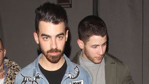 Joe Jonas und Nick Jonas in Los Angeles