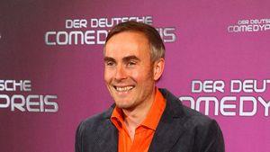 Johann König sorgt für Stimmung auf der Aids-Gala
