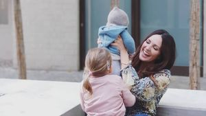 Darum zeigt Johanna Klum ihre Kinder im Netz nicht komplett