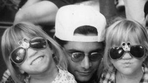 Süße Hochzeits-Grüße: John Stamos gratuliert Mary-Kate Olsen