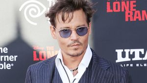 """Borat""-Ersatz: Johnny Depp als Freddie Mercury"