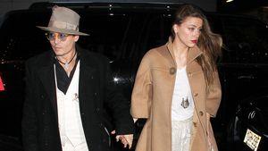 """Johnny Depp: """"Amber war die Täterin und ich war das Opfer!"""""""