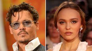 Johnny Depp gab seiner Tochter mit 13 Jahren Marihuana!