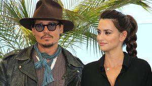 Gewaltvorwurf: Penelope Cruz springt Johnny Depp zur Seite