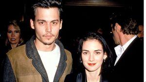 So sehr hat Trennung von Winona Ryder Johnny Depp zugesetzt!