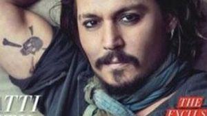 """Johnny Depp: """"Alle meine Rollen sind schwul"""""""