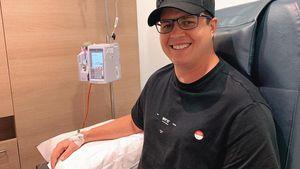Zweite Chemo: Sänger Johnny Ruffo macht eine Kampfansage