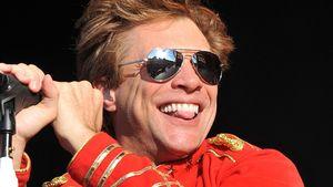Jon Bon Jovi rockte wieder die Bühne!