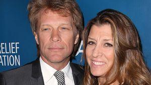 Unfall: Jon Bon Jovis Frau mit Notarzt in Klinik
