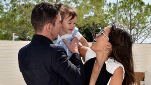 Nach Ausraster: Jonathan Rhys Meyers bezaubert mit Family!