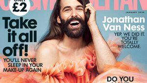 """Nach 35 Jahren: """"Queer Eye""""-Star erster Mann auf Cosmo-Cover"""