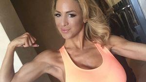 Jordan Carver im Fitness-Wahn: So hart ist ihr Training