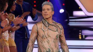 """Jorge Gonzalez in der 1. Folge von """"Let's Dance"""" 2017"""