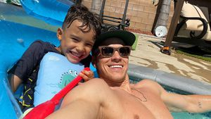 Nach Naya Riveras Tod: Ex Ryan postet Badeselfie mit Sohn
