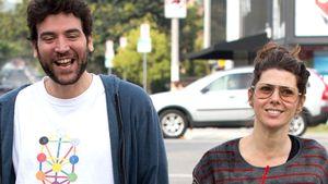 Marisa Tomei und Josh Radnor
