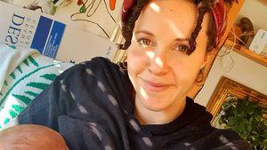 """Nach Geburt: Ex-""""Unter uns""""-Star Joy gibt Wochenbett-Update"""