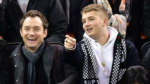 Nur Sohn von Jude Law? Teenie-Schwarm Rafferty ist viel mehr