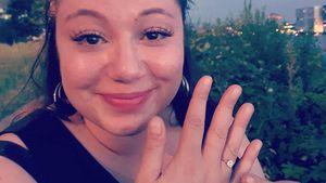 Seit ihrem Geburtstag: AWZ-Star Julia Augustin ist verlobt