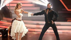 "Trotz Fast-Brand: ""Let's Dance""-Julia & Massimo rocken Tanz"