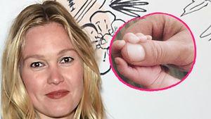 Kurz nach der Hochzeit: Julia Stiles begrüßt ihr erstes Kind