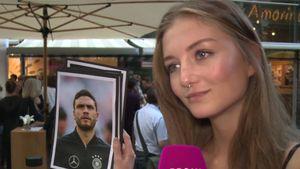 Date mit DFB-Star? Diesen Kicker findet GNTM-Julia heiß