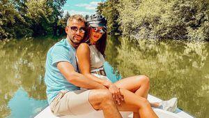 Neue Pärchenfotos! Sarah Lombardi & Julian genießen Kurztrip