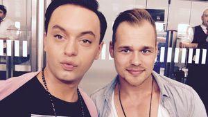 Julian Stoeckel und Christian
