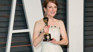 Julianne Moore: Fett-Panik bei der Oscarverleihung