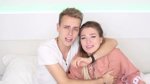 Die YouTuber Julienco und Bibi