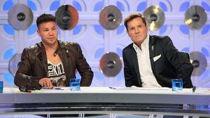 Kay One und Dieter Bohlen in der DSDS-Jury