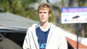 Justin Bieber unterwegs in Los Angeles, 2016