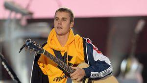 Justin Bieber beim One Love Manchester Benefizkonzert