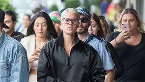 Justin Bieber in Sydney