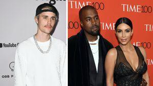 Ehekrise: Justin Bieber riet Kanye zur Aussprache mit Kim