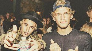 Pool-Panne: Cody Simpson feierte seinen 18. wild!