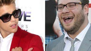 In Rage: Seth Rogen holt erneut gegen Justin aus