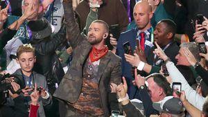 Auf Konzert: Justin Timberlake verkündet Fan-Schwangerschaft