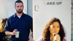 Justin Timberlake und Alisha: Was bedeuten diese Blicke?